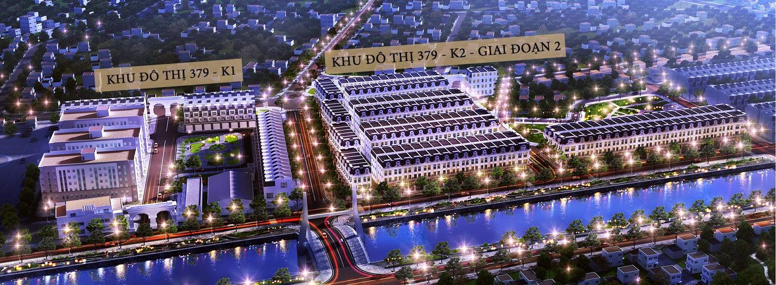 Park city Thái Bình - KĐT 379 GĐ 2 thai binh land