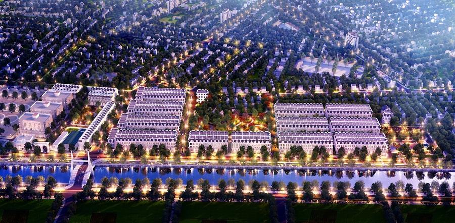 KDT 379 - GIAI ĐOẠN 3 - Công ty TNHH nhà đất Thái Bình Land
